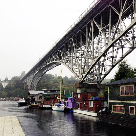F&W Photo Tour: Seattle | Food & Wine, Seattle house boat tour