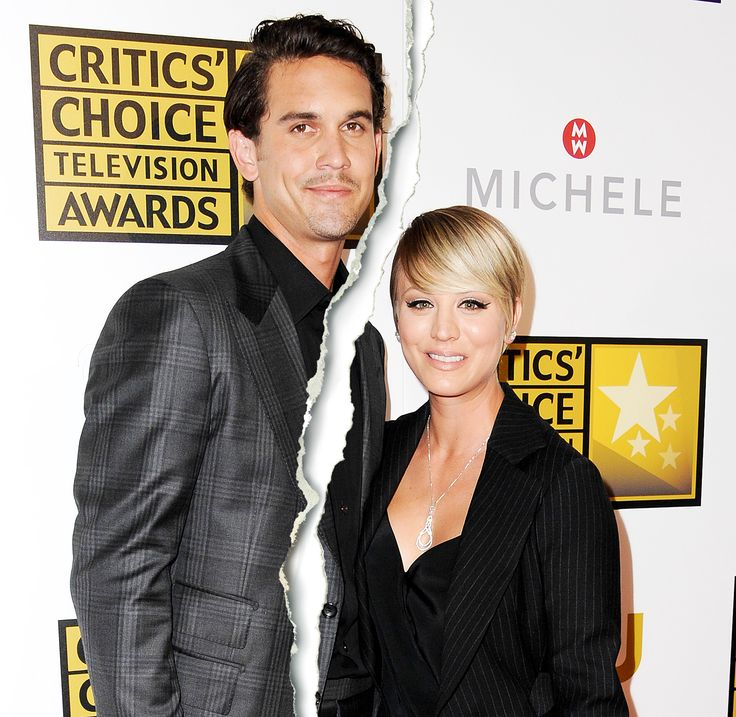 The Big Bang Theory actress Kaley Cuoco and her husband, Ryan Sweeting, have split after 21 months of marriage, her rep confirmed to Us Weekly. The couple wed on New Year's Eve 2013 in a ceremony on a ranch in Southern California.