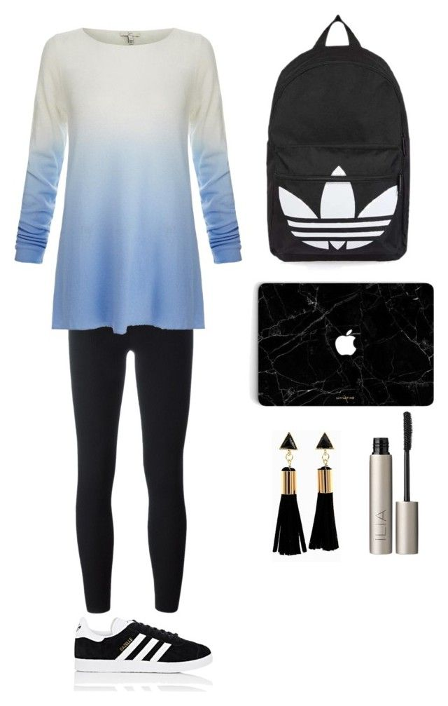 """Untitled #22"" by elizanico ❤ liked on Polyvore featuring interior, interiors, interior design, home, home decor, interior decorating, adidas Originals, Joie, adidas and Topshop"