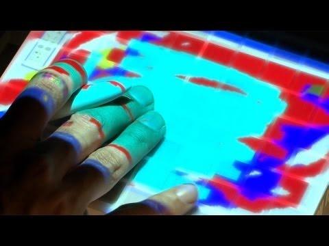 Peltier elements power thermal gaming, warm backsides http://www.engadget.com/2011/11/30/peltier-elements-power-thermal-gaming-warm-backsides/