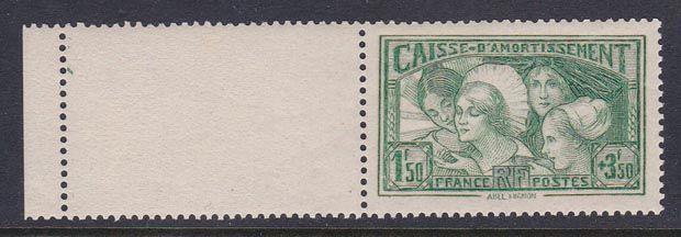 Maison de ventes aux enchères en ligne Catawiki: France 1931 - Caisse d' amortissement - Yvert 269