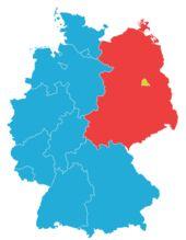 German reunification - Wikipedia, the free encyclopedia