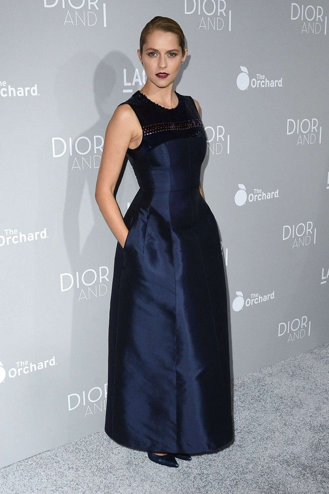 Teresa Palmer - Orchard Premiere of Dior and I in Los Angeles