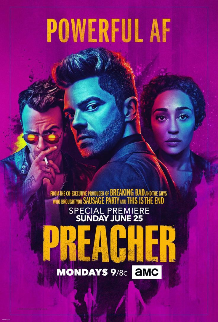 Return to the main poster page for Preacher (#4 of 7)