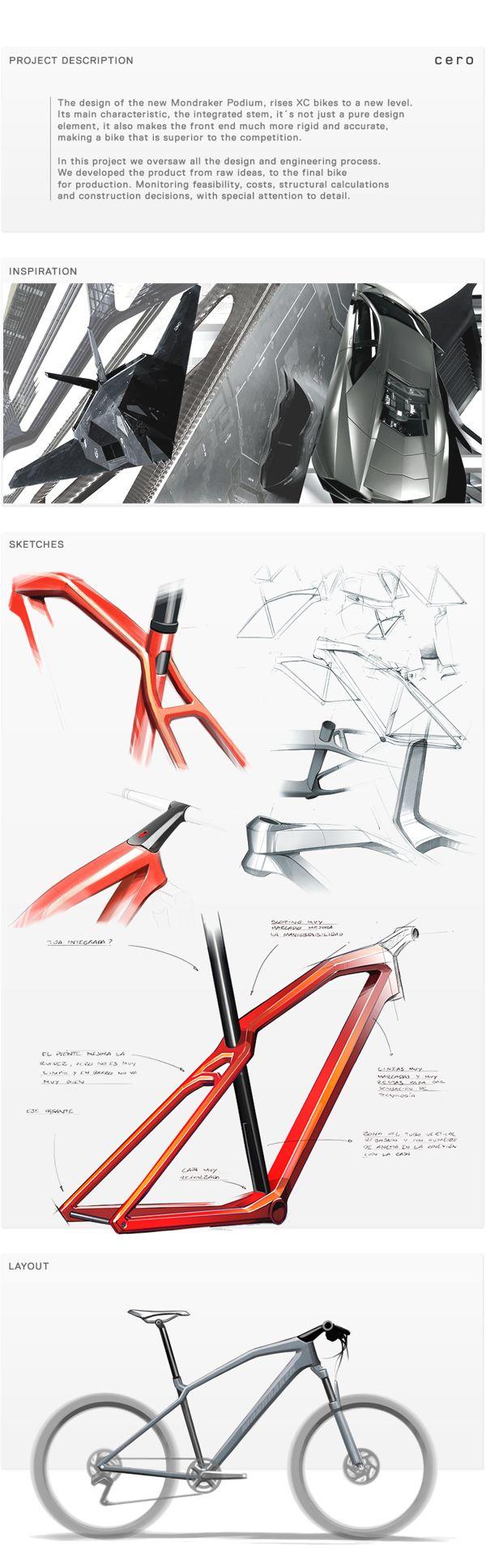 Podium by Cero , via Behance #id #design #product #sketch