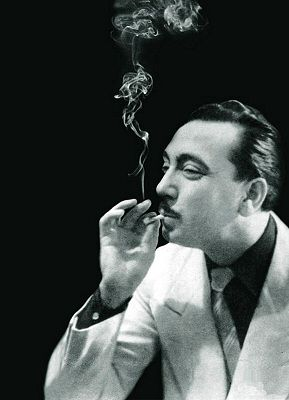 """• DJANGO REINHARDT (1910-1953) • Django Reinhardt was a Roma jazz musician. During World War II both Roma and jazz musicians were targeted by the Nazi regime. Over a million Roma were exterminated for presumed racial inferiority and jazz was believed to combine the worst of Blacks and Jews (i.e., """"musical race defilement""""). Just listening to a jazz record could get you sent to a concentration camp."""