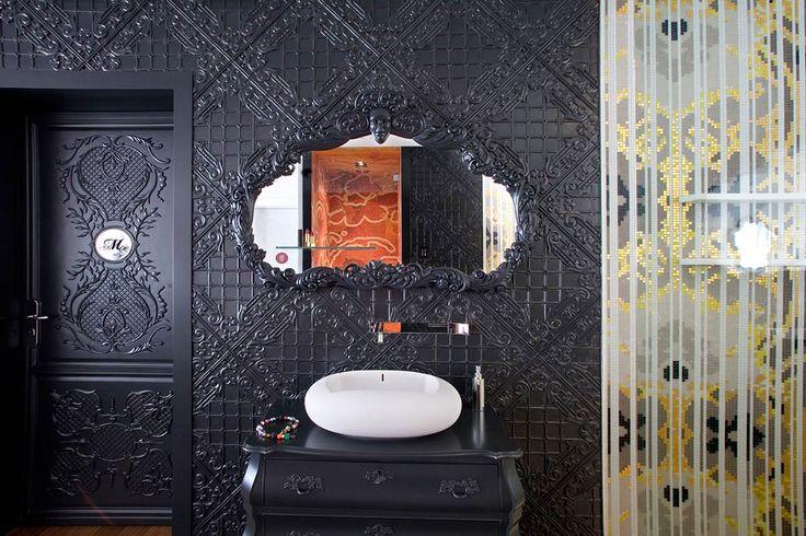 Роскошный дизайн интерьера частного дома от Marcel Wanders / CURATED.ru