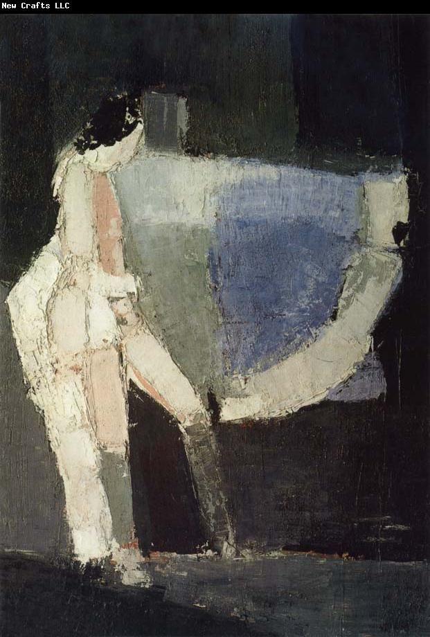 Nicolas de Stael | ... William Bouguereau Museum: Amorous India-s Woman Nicolas de Stael