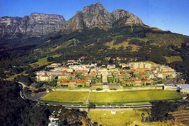 University of Cape Town 1985