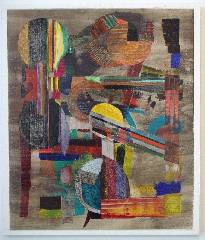 Scott Olson, Untitled, 2010, oil on mdf, 16 x 13.5 in
