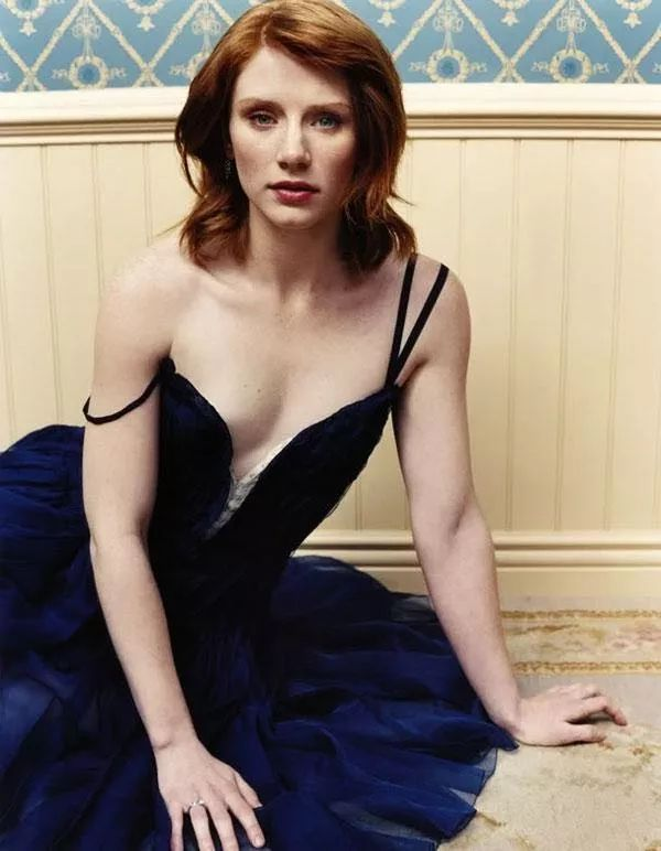 Bryce Dallas Howard Didn't Nee... is listed (or ranked) 2 on the list The 38 Sexiest Pictures of Bryce Dallas Howard