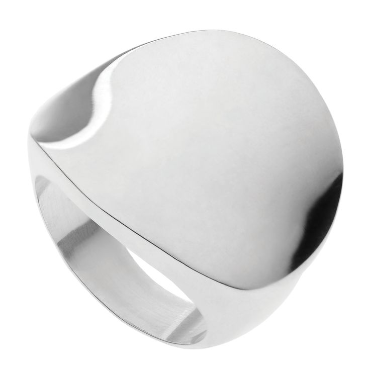 Plata Luna Ring: If you're seeking a bold ring that exudes contemporary glamour, slip on our Plata Luna and get ready to be noticed! Sterling silver has been hand-sculpted into experiential dips, creating a really stunning effect. It just begs to be matched with stacks of La Gitana bangles for a jaunty, bohemian style. (sterling silver)