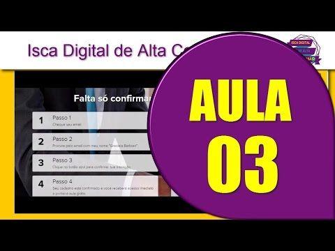 Isca Digital de Alta Conversão ISCA DIGITAL
