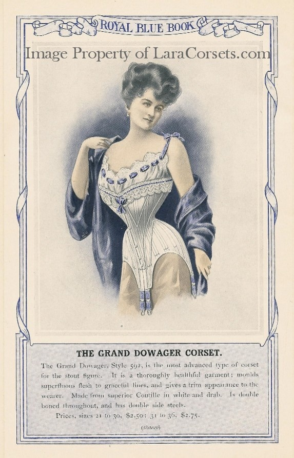 Corset:  Dust Jackets,  Dust Covers,  Dust Wrappers