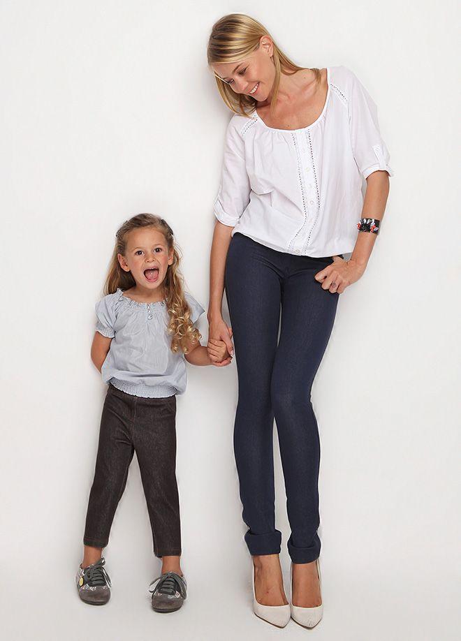 Moda: Anneler ve Kızları Pantolon Markafoni'de 29,99 TL yerine 9,99 TL! Satın almak için: http://www.markafoni.com/product/4402827/