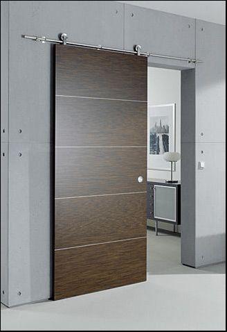 7 best ideas about barn doors welcome design on - Modern interior barn doors ...