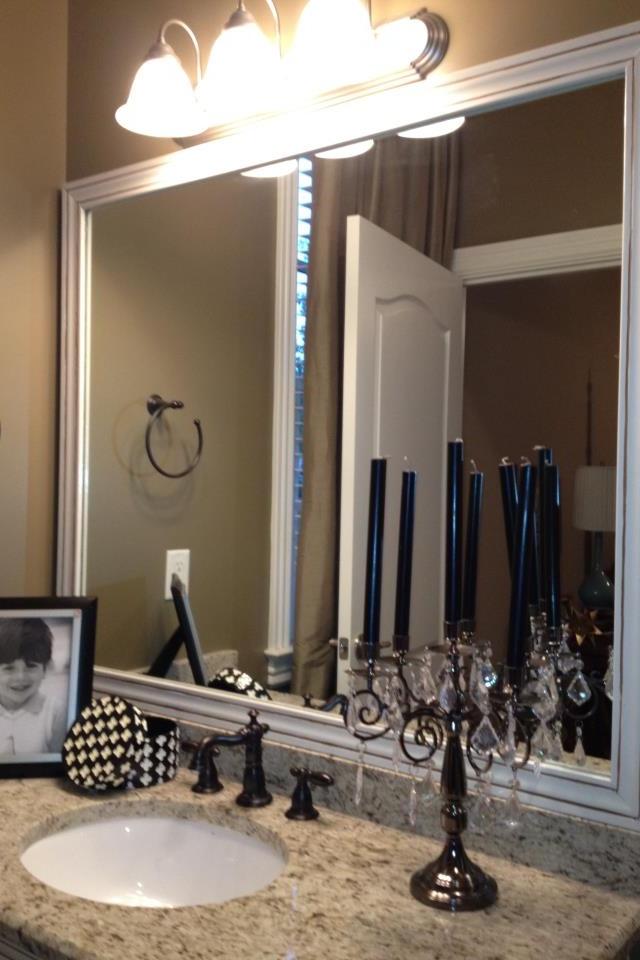 Best 25 Framed Bathroom Mirrors Ideas On Pinterest Framed Mirrors Inspiration Next Mirrors
