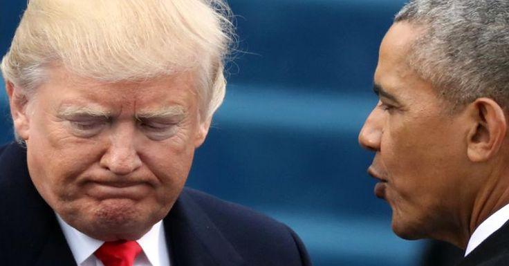 LOCK HIM UP for TREASON! Proof Obama Set Trump Up