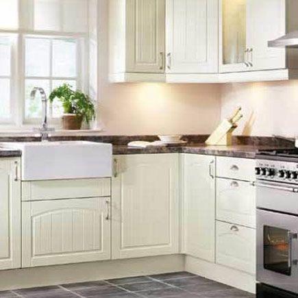 Kitchen-compare.com - Compare Retailers - Tongue & Groove Arch Style - Wickes Oban