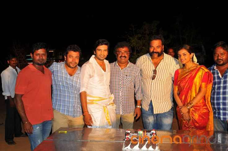Vallavanukku Pullum Aayudham - Last Day Shooting - Events - CinemaGrind