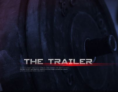 "Check out new work on my @Behance portfolio: ""After Effects Template : The Trailer"" http://on.be.net/1Rqle3R"
