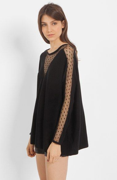 Maje Top, $203.98 (more of the best Memorial Day sales --> http://chicityfashion.com/memorial-day-sales/)