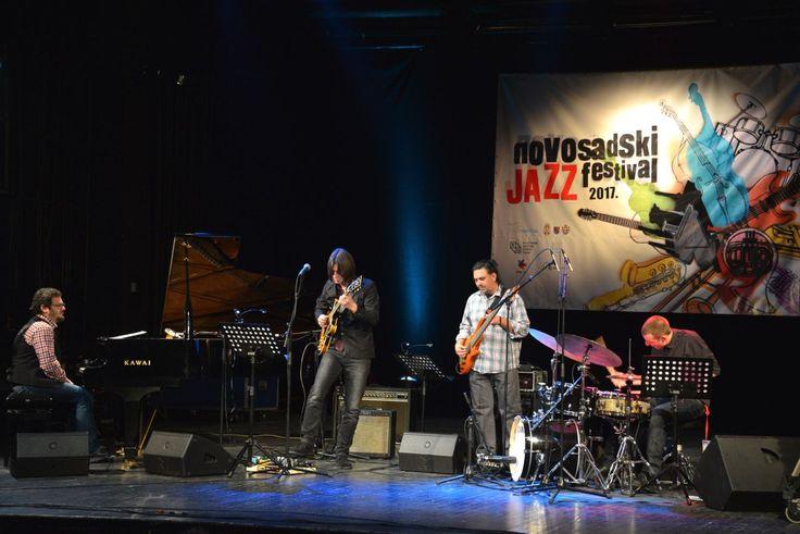 🎶 Last night, the 19th #NoviSadJazzFestival began with the fenomenal performance of Großmütterchen Hatz & Klok, Trio Afium and Karageorgiev Quartet!    More information: http://bit.ly/JazzECoC  #novisad2021 #ECoC #plovdiv2019