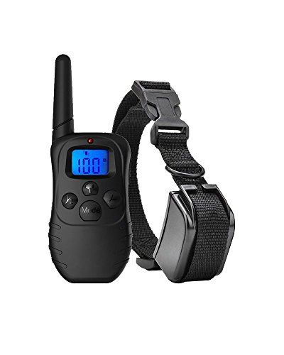 Dog Shock Collar with Remote - Pet Safe Dog Training Collar with 3 Modes - Also Known as E Collar for Dogs or E Collar Training - This Shock Collar for Dogs Has a Range of 330 YD - Electric Dog Collar ** You can find more details by visiting the image link.