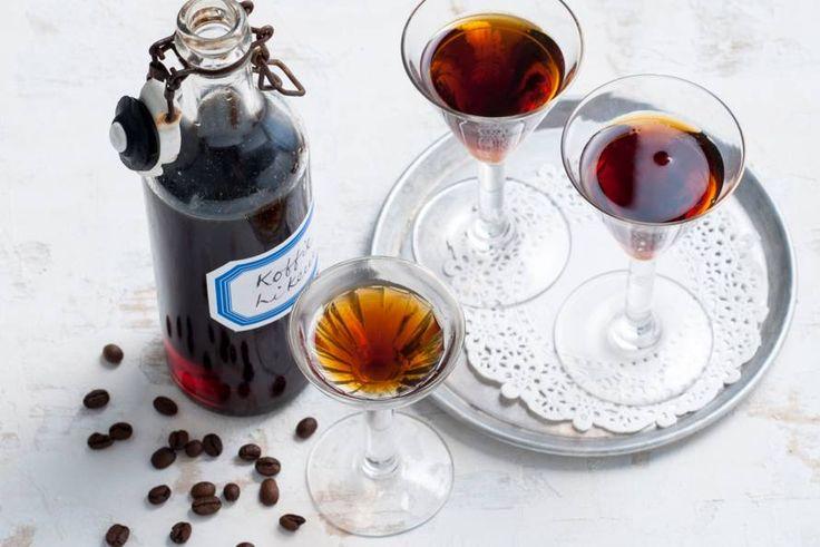 Koffielikeur - Recept - Allerhande