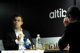 Norway Chess 2016: Magnus Carlsen vs Vladimir Kramnik - Strategic Knight - Chess magazine