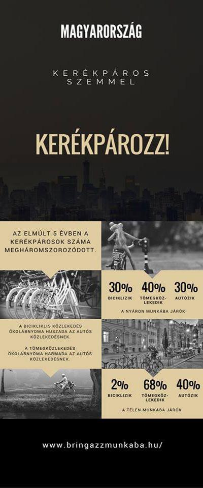 Biciklis infografika Nyíri Andi | Kreatív Webdesign Tanfolyam