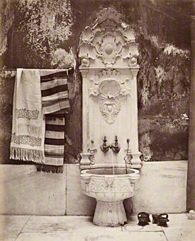 Bain turc - Abdullah Frères ca 1860