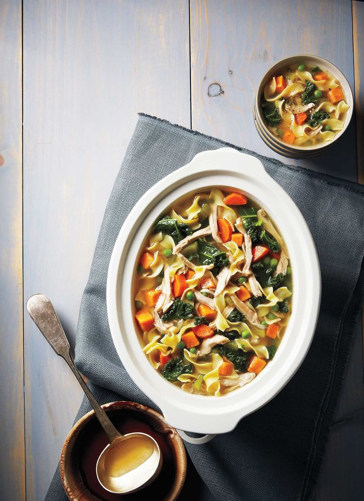 Souper Chicken Noodle recipe - Canadian Living