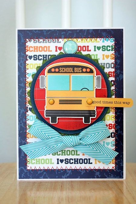 Card created by design team member Shellye McDaniel using our Smarty Pants collection