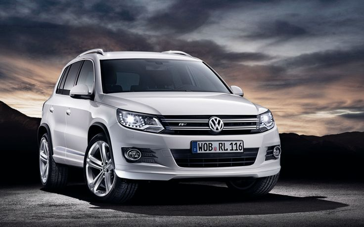Volkswagen Rolls Out Sporty (Looking) 2012 Tiguan R-Line in Europe - WOT on Motor Trend
