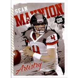 New Listing Started 2015 SAGE HIT Artistry #ART18 Sean Mannion $1.50