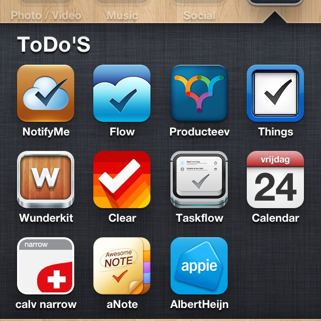 Best Apps For Organizing: 57 Best Images About DIY Organizing {digital Life + Cords