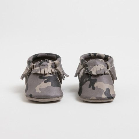 Grey Camo <---Click the adorable Freshly Picked Soft Sole Moccasin to enter my giveaway for a pair of your own! @fpmoccs
