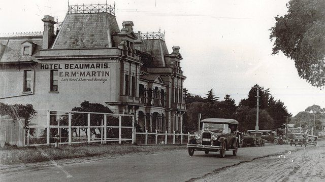 Historic Beaumaris Hotel