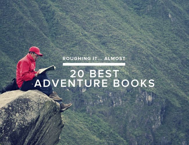 Near to afar, adventure is filled with stories of conquests, scientific discovery and crazy things. Our list of the 20 best adventure books of all time.