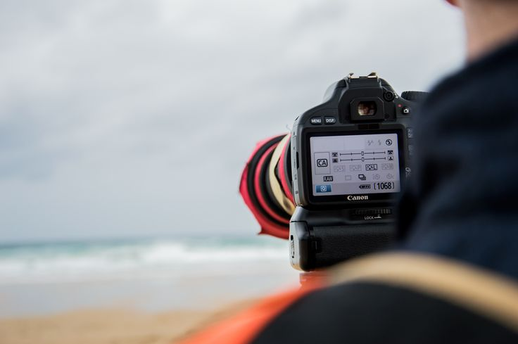 Maiden in Cornwall - Surf Sunday #4 - Shooting at Watergate Bay