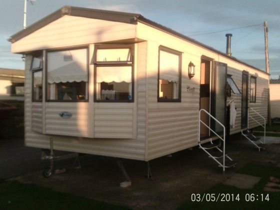 8 Berth Caravan To Rent At Golden Gate Holiday Centre Towyn N Wales