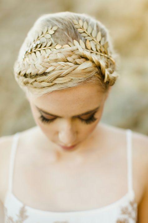 goddess hair.