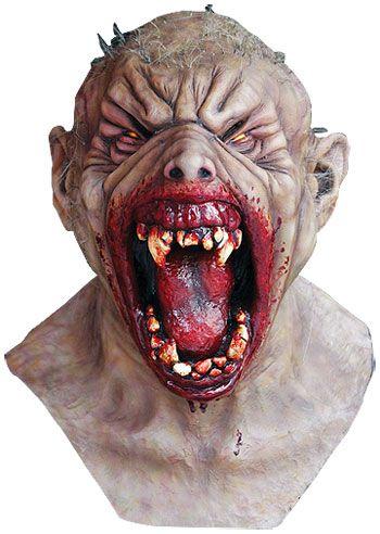 farkasz mask scary costume halloween