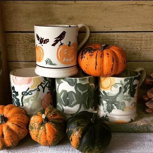 Autumn Favourites #keepverycosy #emmabridgewater | Content shared via emmabridgewater Inspiration Gallery