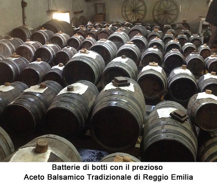"Traditional #Balsamic #Vinegar of #Reggio Emilia PDO ""Golden Seal"" Least 25 years old http://bit.ly/1XGfSUw"
