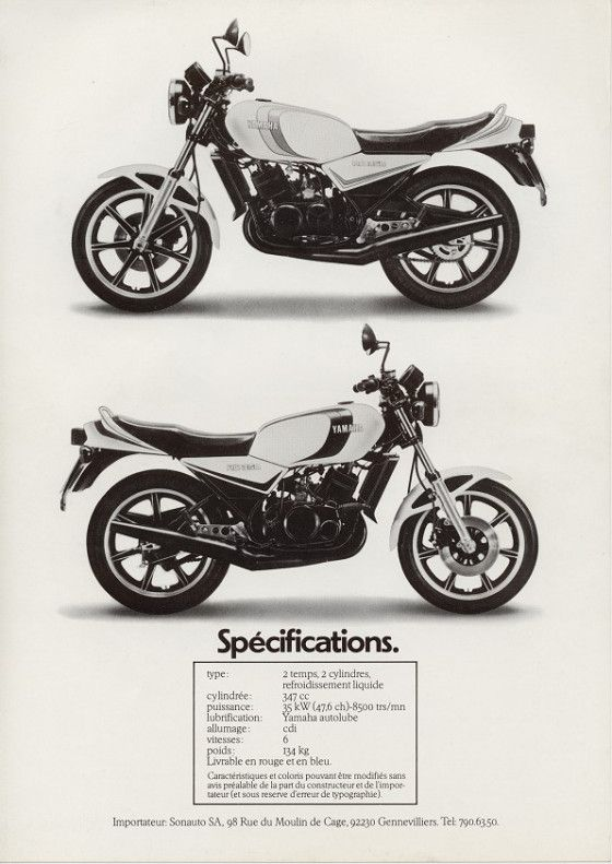 45 best 1971 Yamaha RT1MX images on Pinterest