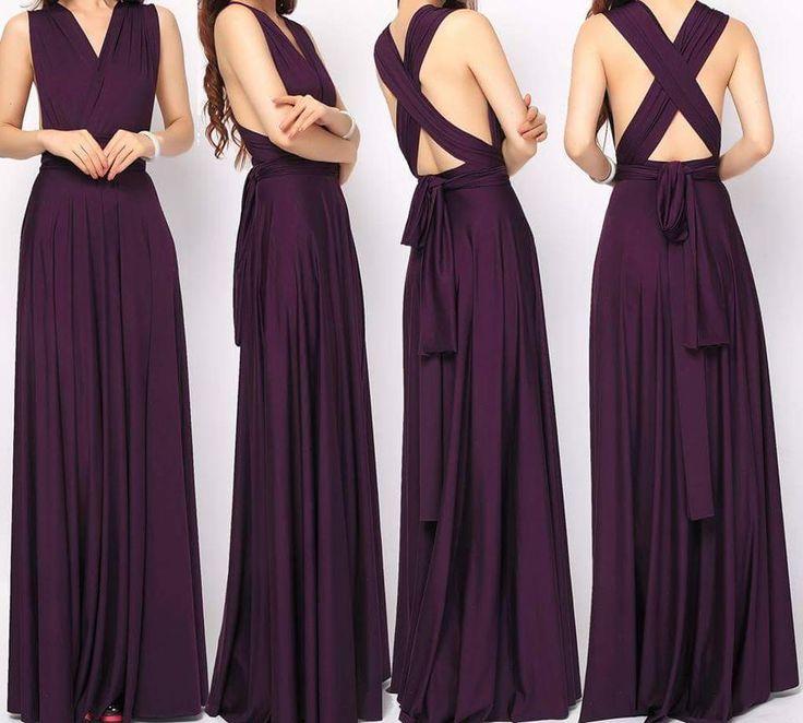 Infinity Dress Sewing DIY Sewing Tutoria | Dress sewing ...