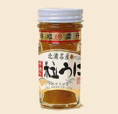 """[Nakamura tienda de erizo de mar] de embotellado a mano """"erizo de mar de grano"""""""