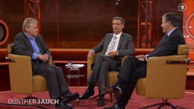 Günther Jauch: Vater Revoluzzer, Sohn Investmentbanker